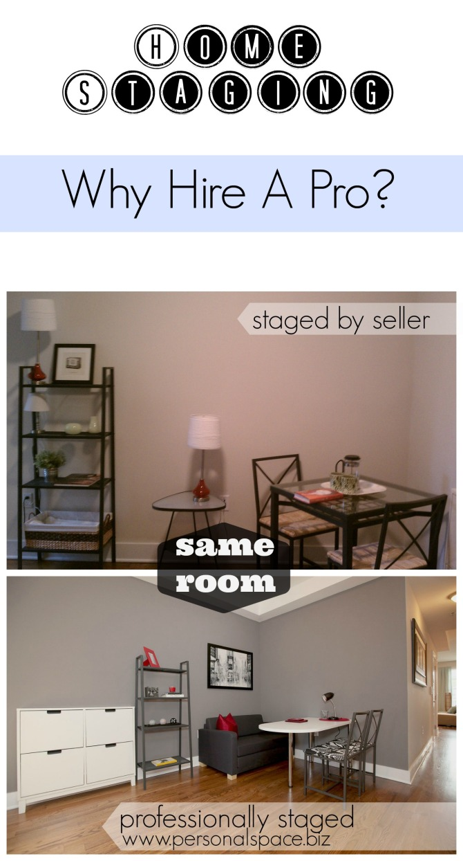 Why Hire A Pro to Stage My Home?